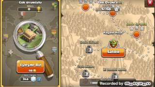 Clash of Clans Başlıyoruz #1 Bu ne biçim köy?