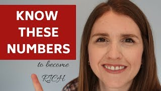 How 4 Numbers lead to Financial Security & Freedom