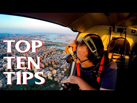 Aerial Photography + Video - 10 Top Tips