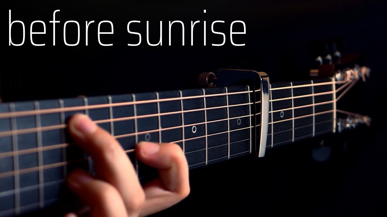 Before Sunrise - Original | Fingerstyle Acoustic Guitar