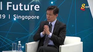 陈振声:数码整合在实现更高经济增长发挥重要作用