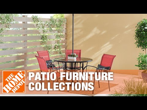 2013 Patio Furniture Collections