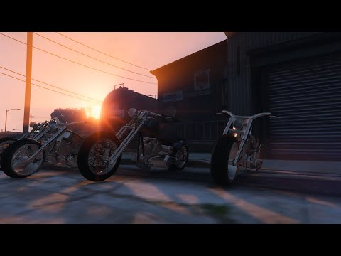 GTA5 PC | BRMC #2 | BRMC presentation (Rockstar Editor)