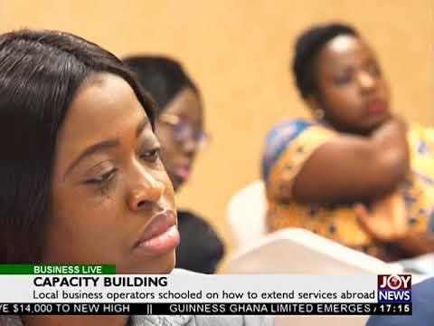 Power Distribution - Business Live on JoyNews (7-12-17)