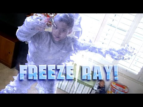 Freeze Ray!  (feat. EvanTubeHD)
