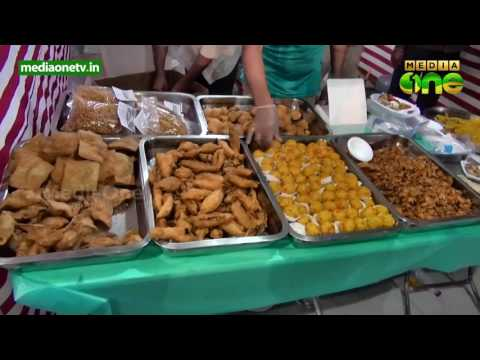 SBIN food festival in jeddah