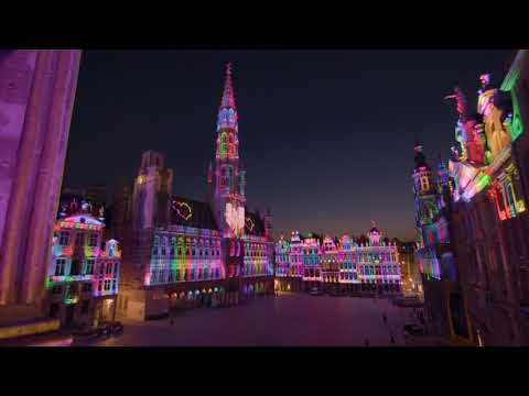 StaySafe.Events loves heroes & the pride @ Grand-Place of Brussels (May 17)