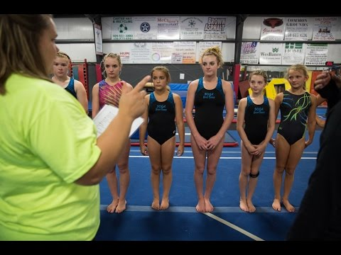 gymnastics in southern ohio youtube