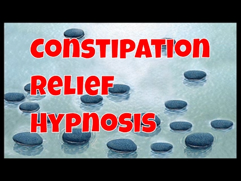 Constipation Hypnosis | Help for Constipation Relief | Stop Being Constipated Hypnosis is the Key