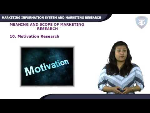 Marketing Information System and Marketing Research new