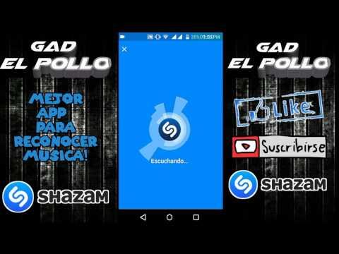 Mejor app para reconocer musica!