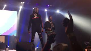 Download Migos Slippery Live In Durban Mp3 and Videos