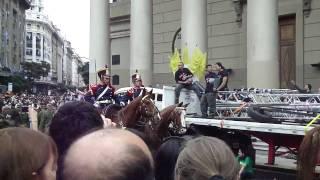 marcha de san lorenzo - granaderos a caballo - bicentenario HD