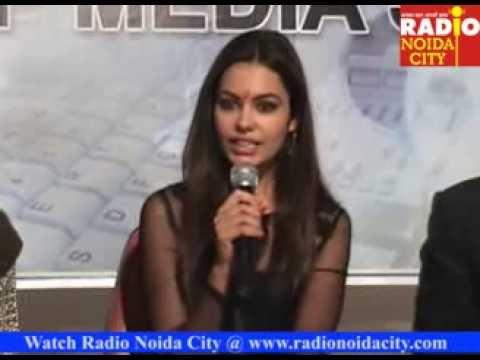 Interactive session with Miss Asia Pacific Srishti Rana
