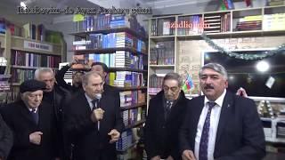 """""""Belə azadlıq istəməyən"""" şairin kitabı  ziyalıları bir araya gətirdi"""
