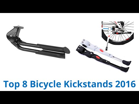 8 Best Bicycle Kickstands 2016
