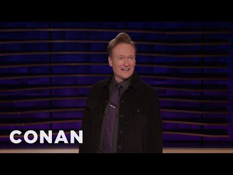 Conan: Kamala Harris Has Already Won The California Primary - CONAN on TBS