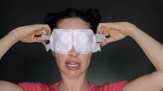 [PRODUCT REVIEW] Lavender Kao Self-Heating Eye Mask