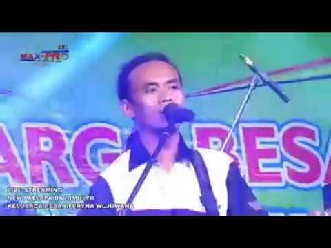 Haruskah berakhir - MR. Denan new pallapa terbaru live Bajomulyo 2018