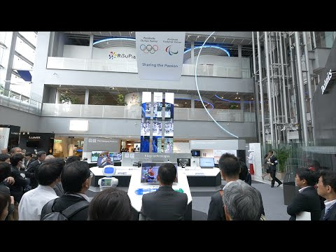 What's the Olympic & Paralympic Games @Panasonic Center Tokyo