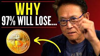 Robert Kiyosaki Bitcoin CRASH - Why 97% of People will LOSE Money *NEW*