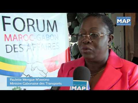 Premier Forum Maroc Gabon des Affaires