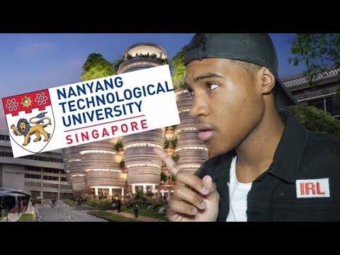 SINGAPORE STUDY ABROAD UPDATE : NANYANG TECHNOLOGICAL UNIVERSITY