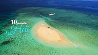 Tropica Island Resort Fiji - The Arrival