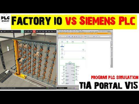 FactoryIO กับ PLC SIEMENS ฝึกเขียนโปรแกรมจำลองการทำงานของระบบ ในโรงงานอุตสาหกรรม | #PLC CENTER