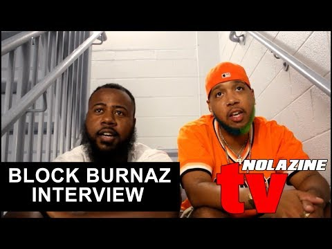 DJ Slab 1 - Block Burnaz First Interview Together in Over 12 Years