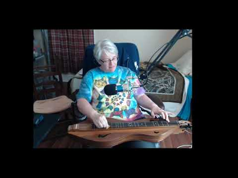 Mountain Dulcimer -- tuned DAD, Boil them Cabbage Down