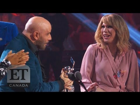 John Travolta Mistakes Jade Jolie For Taylor Swift