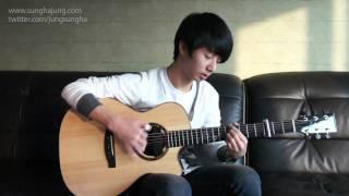 Repeat youtube video (Adele) RolIing In The Deep - Sungha Jung