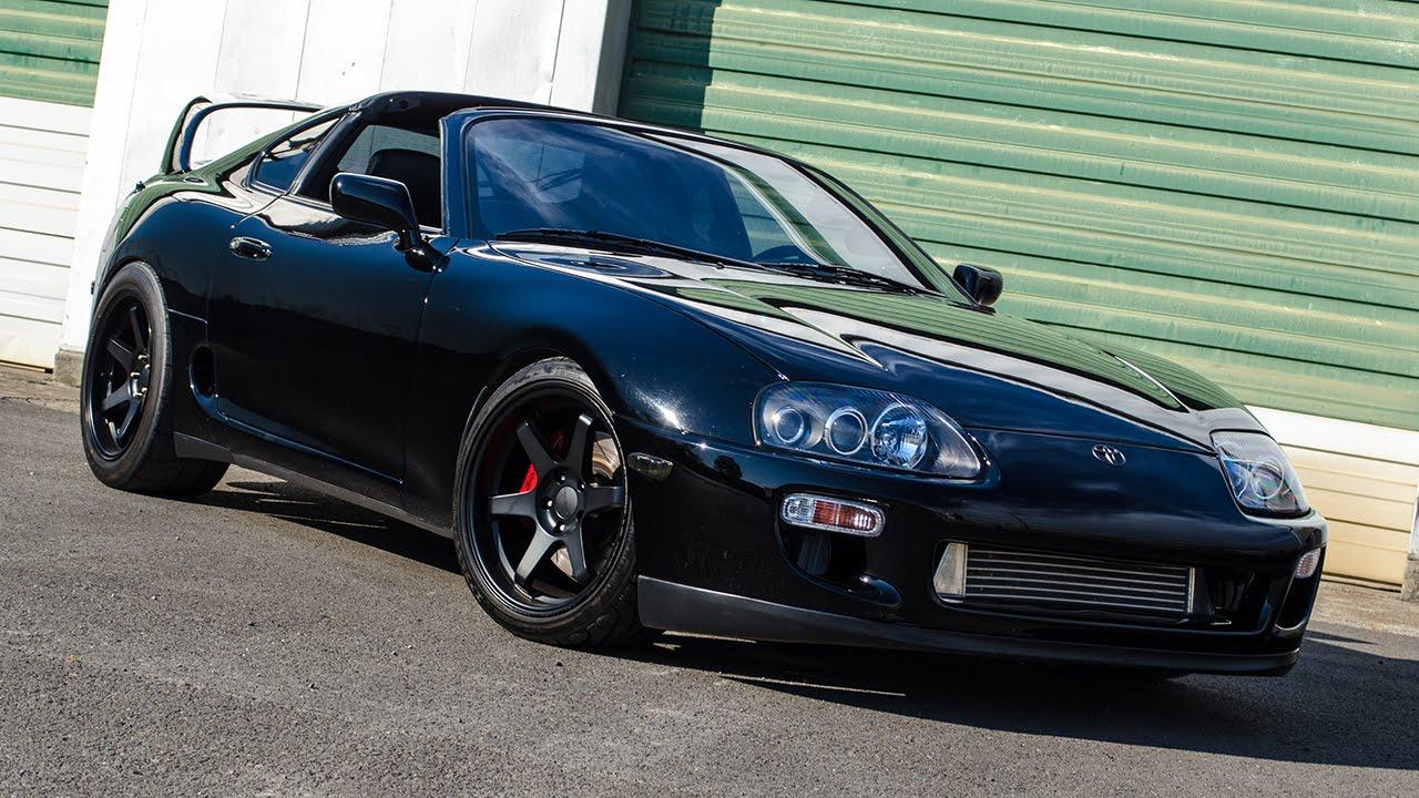 1994 Toyota Supra Turbo 2014 Imscc Competitor Youtube