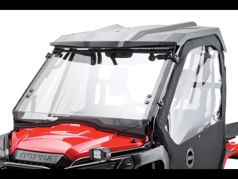 2015 Honda Pioneer 500 With Accessories Led Light Bar