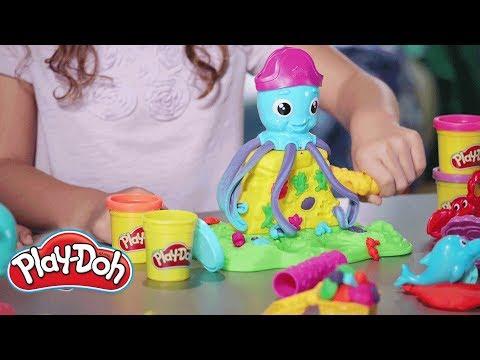Play-Doh MENA - 'Cranky the Octopus' TV Spot