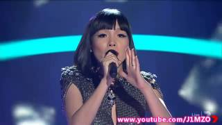 Dami Im - Alive - Live on Dancing With The Stars Australia 2013