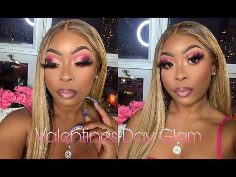 Valentines Day Date Night Glam #2   Makeup Tutorial 💕