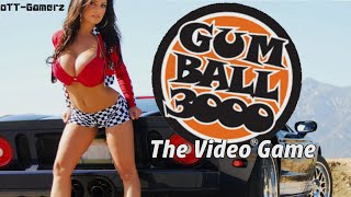Gumball 3000 The Video Game