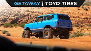 homepage tile video photo for GETAWAY   #TOYOTIRES   [5K]