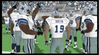Madden NFL 12: Wii Sizzle Reel