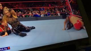 Nikki Bella confronted by John cena