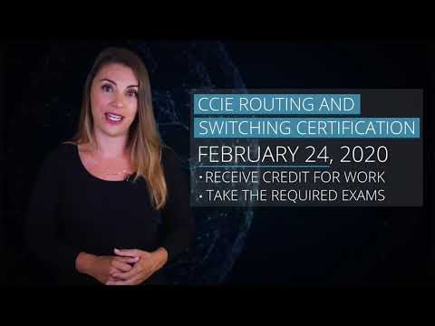 CCIE Routing And Switching Overview