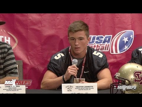 Scotts Valley (CA) - High School Media Day