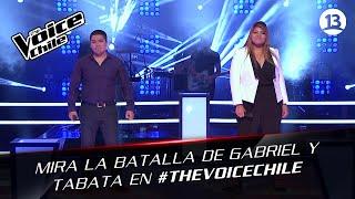 The Voice Chile | Gabriel y Tábata - Estoy Enamorado