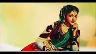 Hai Zindagi Itni Haseen Asha Bhonsle Talat Mahmood Apsara (1961) Husnlal Bhagatram