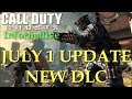 """Call of Duty Ghosts - July 1 Update/Informative - """"New DLC"""""""