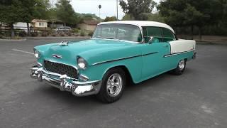 1955 Chevrolet Belair 2dr Hardtop Resto Mod