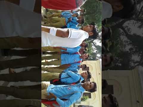 Naurangilal rajkeya inter college aligarh cricket match(13-09-2017)