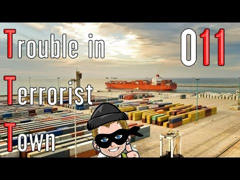 TTT ☠️ ►11◄ Ports Harbor ─ Let's Play Trouble in Terrorist T